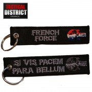 Porte-clés French Force Punisher