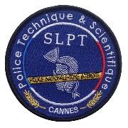 Ecusson SLPT Cannes