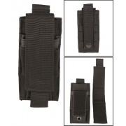 Porte chargeur Single Mil-Tec Pistolet F noir