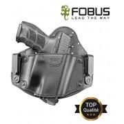 Holster port discret universel pour plusieurs tailles de pistolets