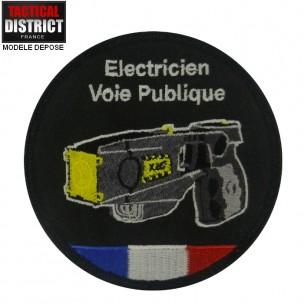 Ecusson Electricien de Voie Publique