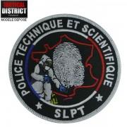 Ecusson PTS - SLPT Noir