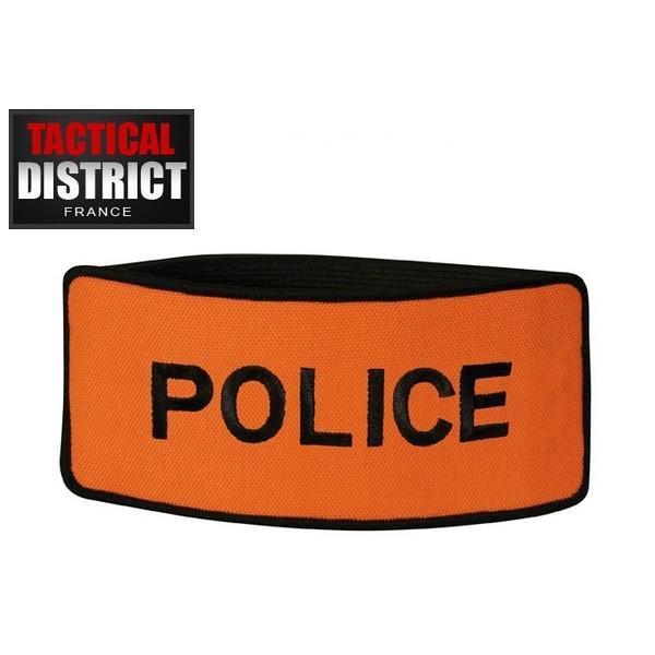 Brassard orange police for Bureau brassard