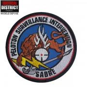 Ecusson PSIG SABRE Gendarmerie
