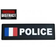 Bande d'identification PVC POLICE FRANCE