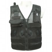 GILET TACTIQUE MODULABLE