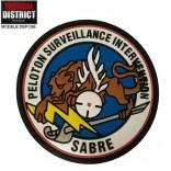 Ecusson PVC PSIG SABRE Gendarmerie