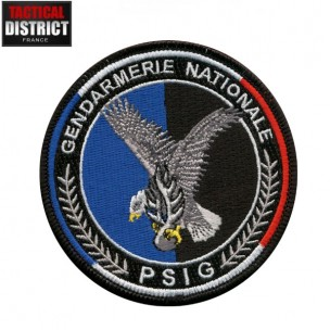 29ba5e4cfe3 Ecusson PSIG Gendarmerie Nationale