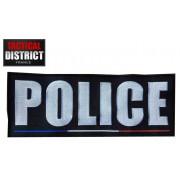 Bande velcro POLICE France