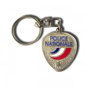 PORTE CLES POLICE NATIONALE