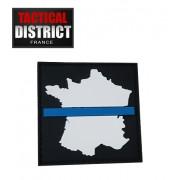 Ecusson French Blue Line 2