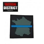 Ecusson French Blue Line 3