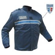 BLOUSON PLATINIUM POLICE MUNICIPALE
