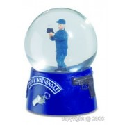 Boule à neige Police Nationale 2