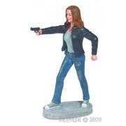 Figurine POLICIERE EN CIVIL ref 034