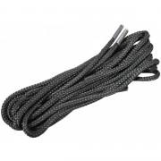 Lacets nylon 1m20 noir