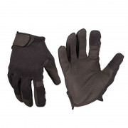 Gants combat Touch noir - Miltec