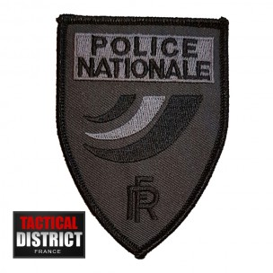 Grand triangle Police Nationale basse visibilité