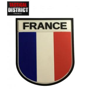 Ecusson PVC France