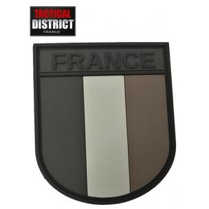 Ecusson PVC France basse visibilité