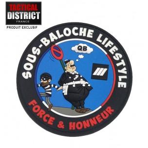 Ecussons PVC Sous-Baloche Lifestyle