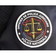 Ecusson Police OPJ