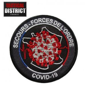 ECUSSON COVID-19 SECOURS - FORCES DE L'ORDRE
