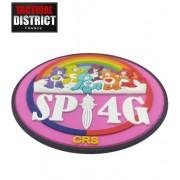 Ecusson PVC Bisounours - CRS SPI4G