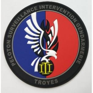 Ecusson Gendarmerie PSIG Troyes v1