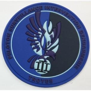 Ecusson Gendarmerie PSIG Troyes v3