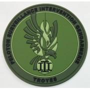 Ecusson Gendarmerie PSIG Troyes v4