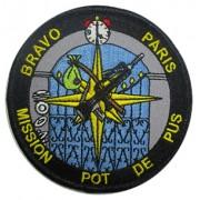 Ecusson Gendarmerie Sathonay