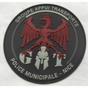 Ecusson Police BTC Fontenay Sous Bois