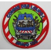 Ecusson Gendarmerie EGM 12/5
