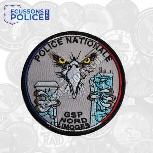 Ecusson Police GSP LIMOGES