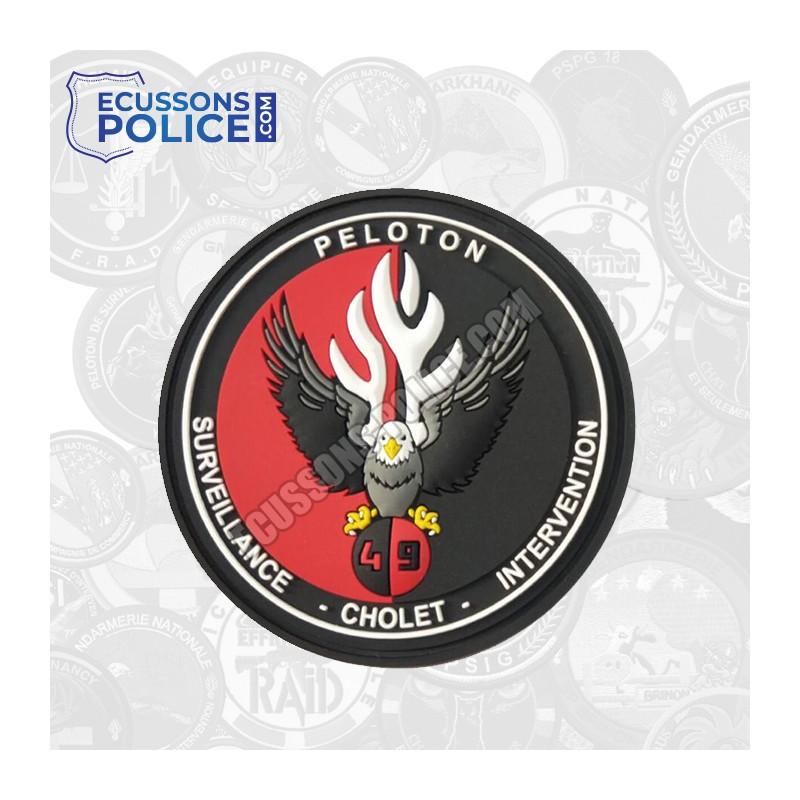 Ecusson PVC Gendarmerie PSIG CHOLET