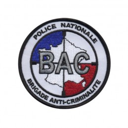 Ecusson BAC police