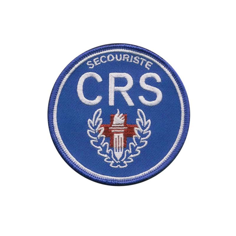 Ecusson CRS Secouriste