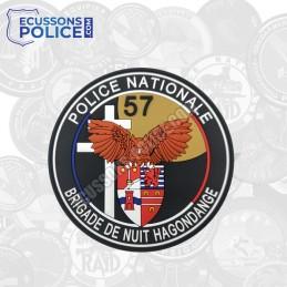 Ecusson Police BDN HAGONDANGE