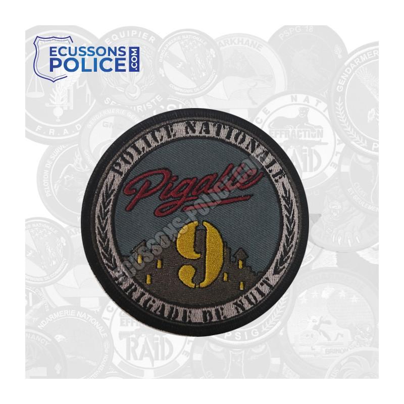 Ecusson Police BDN Pigalle