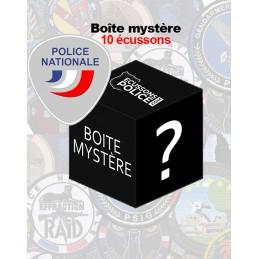 Boîte mystère POLICE 10...