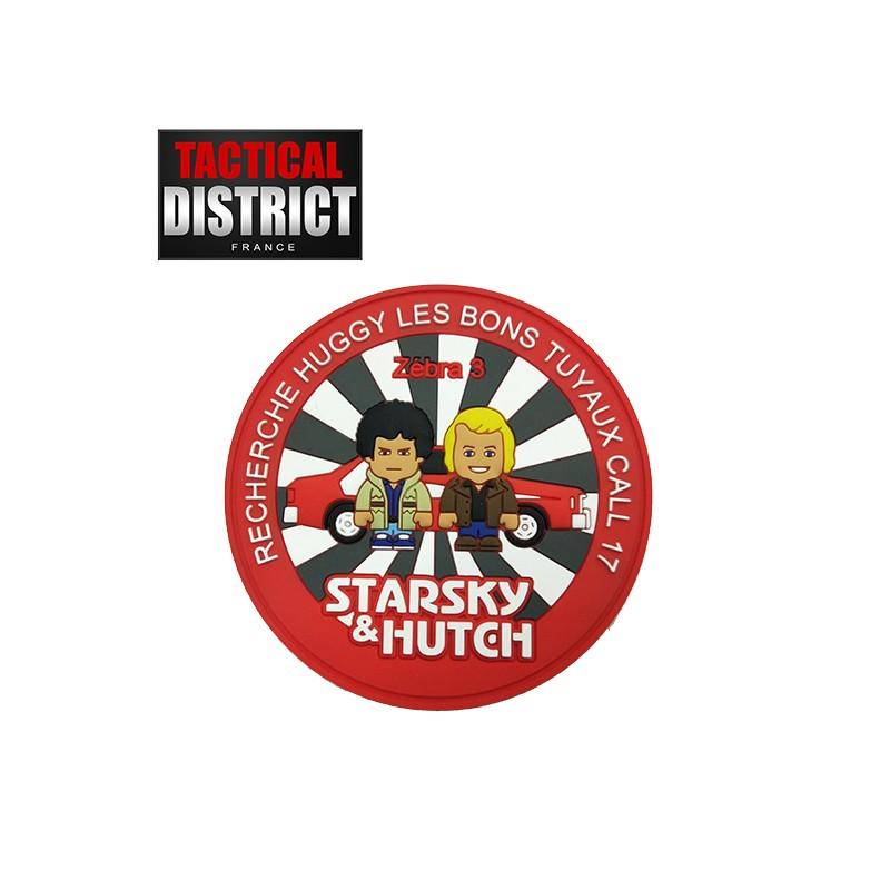 écusson PVC Starsky&Hutch