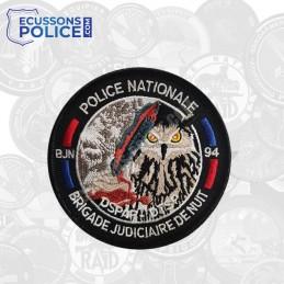 Ecusson Police BJN 94