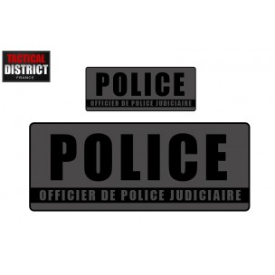 PVC - POLICE - OPJ - 3 Couleurs