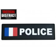 Bande d'identification PVC POLICE FRANCE