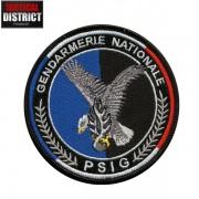 Ecusson PSIG Gendarmerie