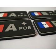 Groupe Sanguin France PVC