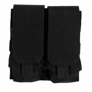 MOLLE -  Porte-chargeur double noir