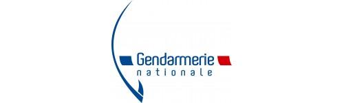 Ecussons de collection de la Gendarmerie Nationale